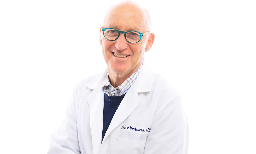 Back Doctor Robert Minkowsky M.D.