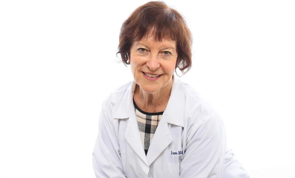 Back Doctor Irène Minkowsky M.D.