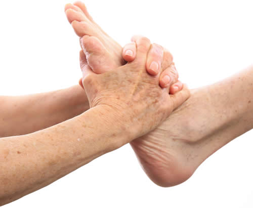 physical foot pain specialists